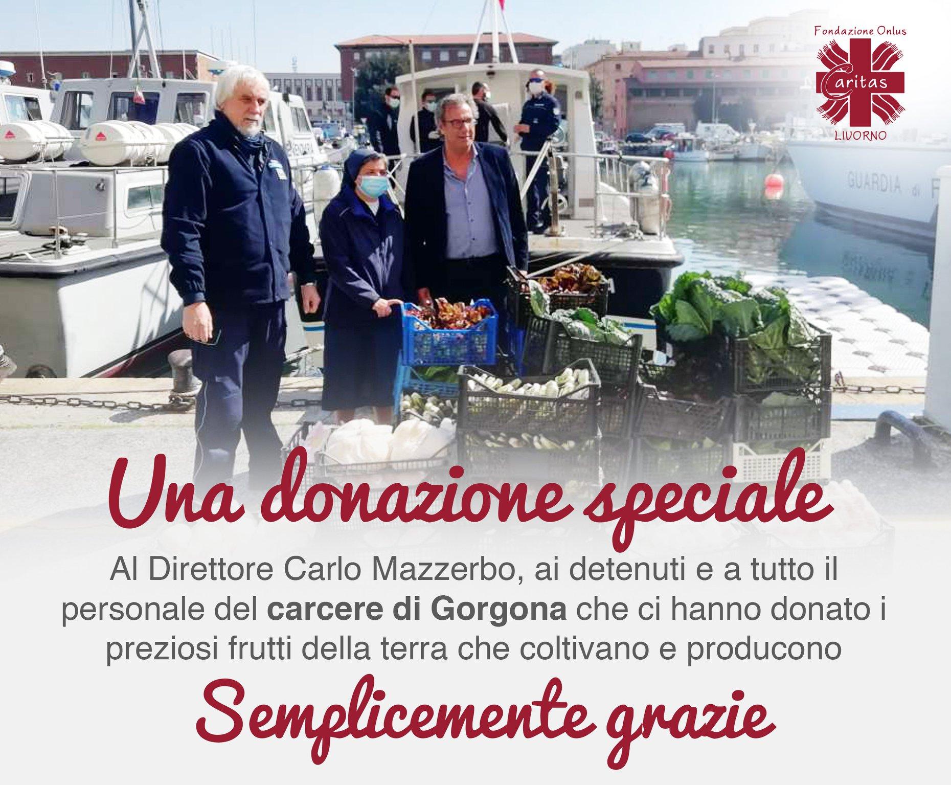 Una donazione speciale