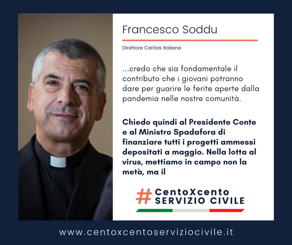 Caritas Italiana dalla parte del Servizio Civile