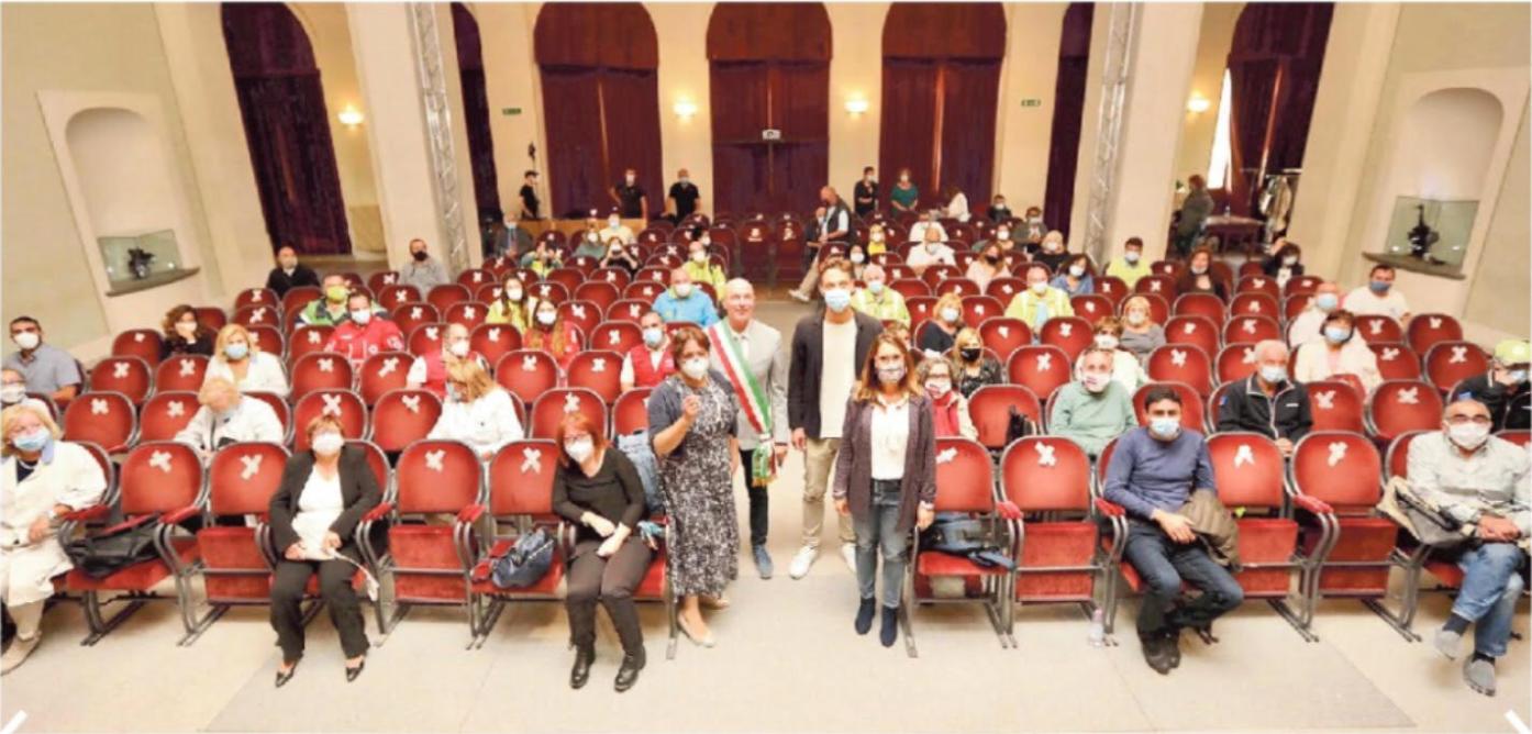 La Caritas di Livorno premiata per l'opera svolta durante l'emergenza Covid-19
