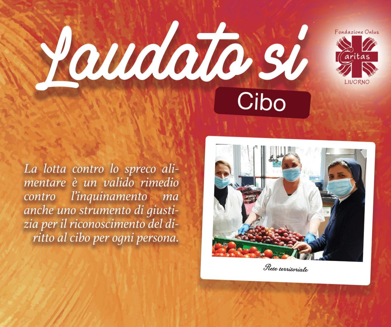 Rete territoriale: l'impegno della Caritas di Livorno contro lo spreco alimentare