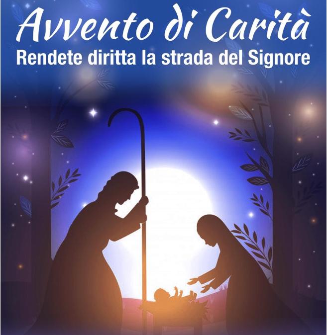 Avvento di Carità – domenica 13 dicembre 2020
