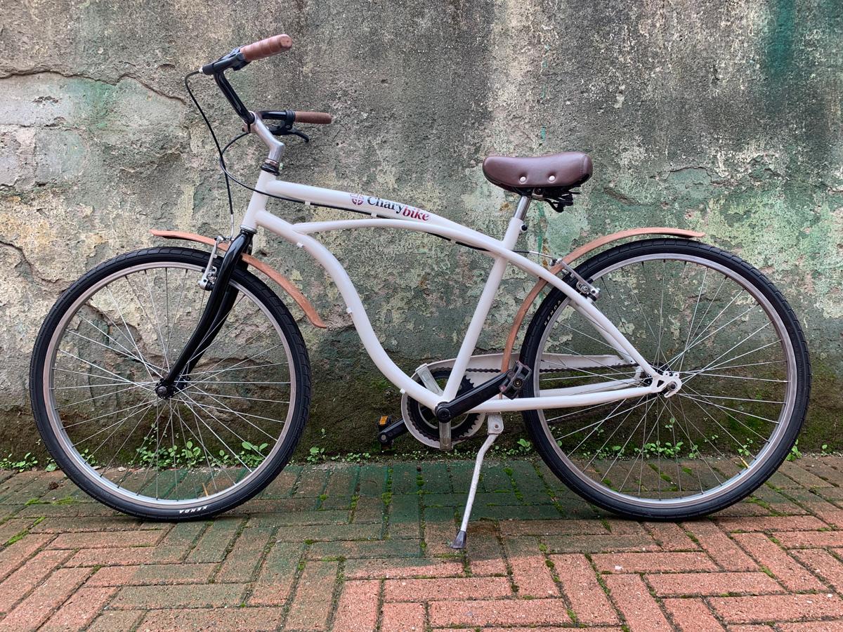 Bicicletta cruiser uomo