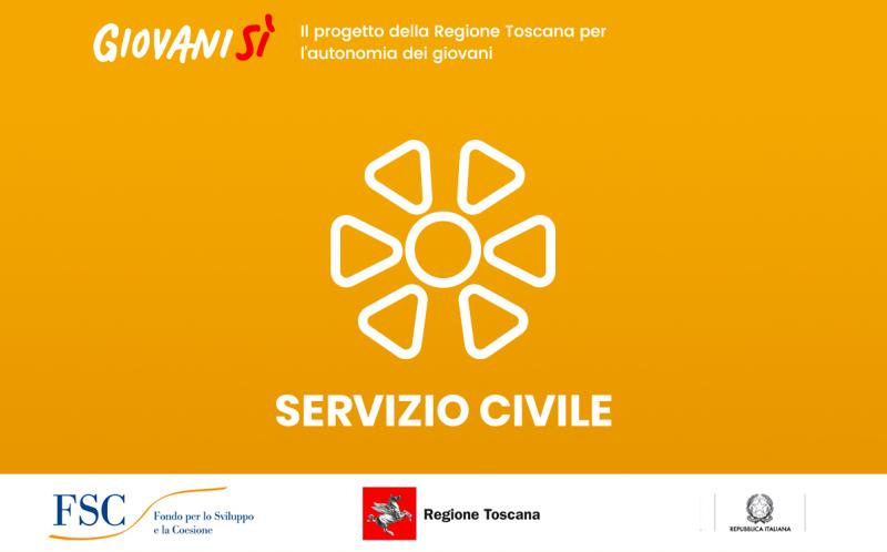 """""""Graduatorie Provvisorie del Servizio Civile Regionale"""""""